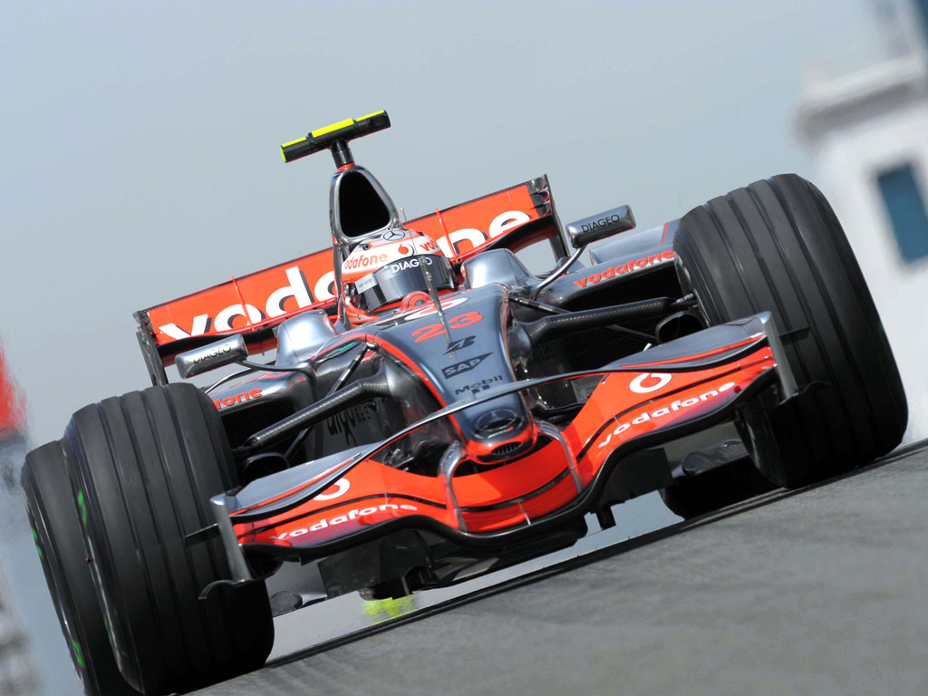 Standard engine manufaturer for F1 – Max you are Mad!